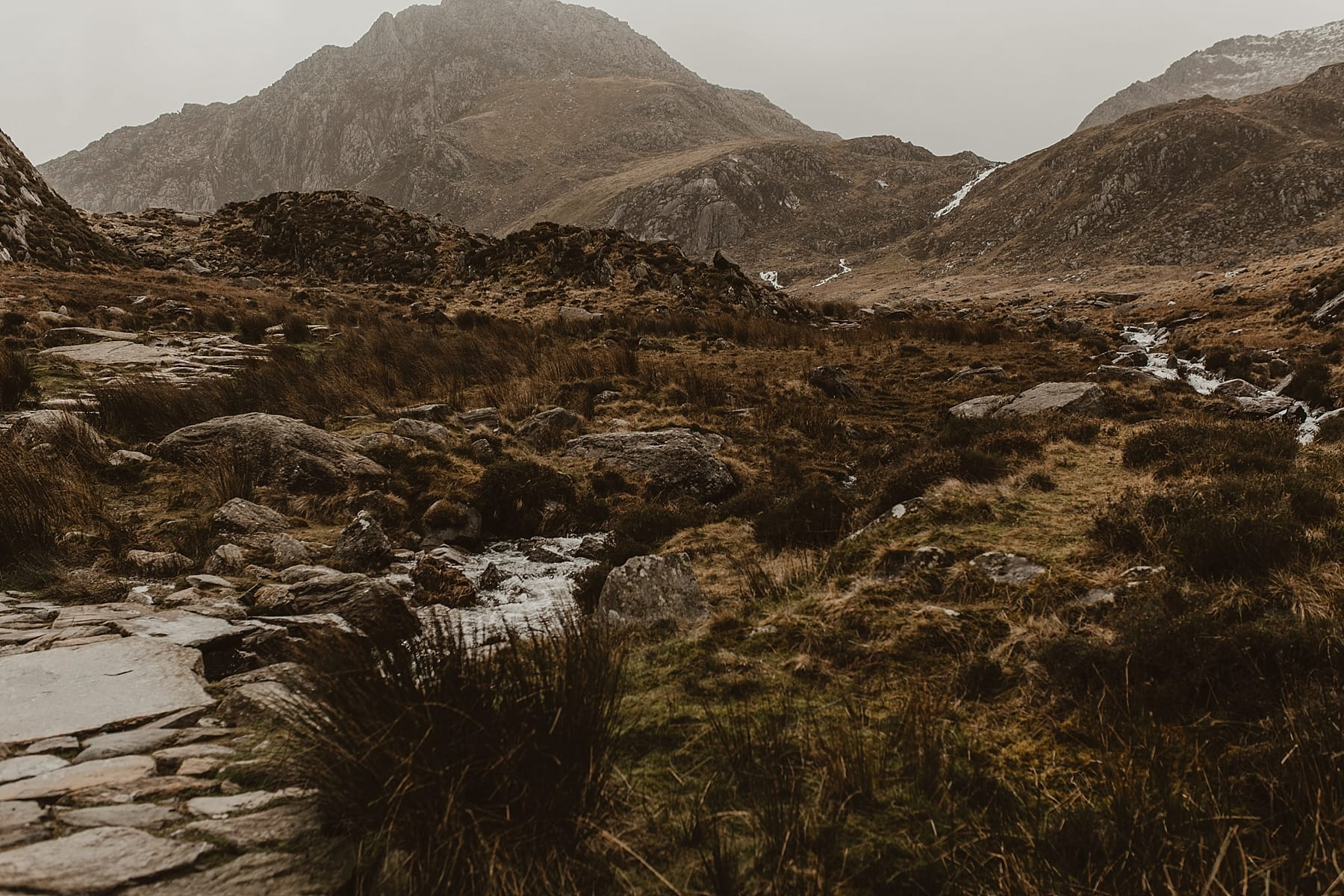 Landcape photography Snowdonia National Park