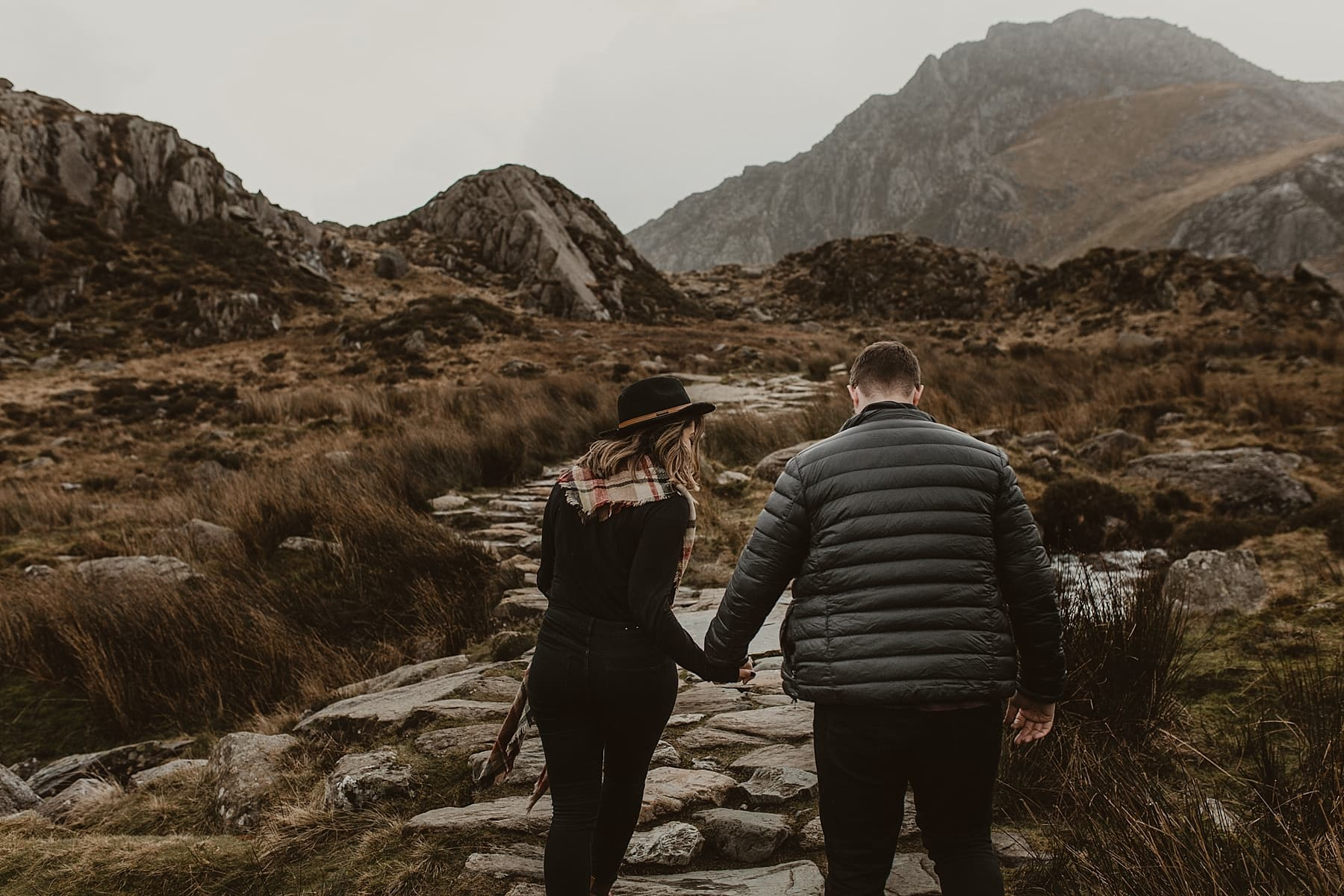 engagement session snowdon